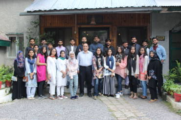 3 day workshop on Cultural Integration & Social Cohesion