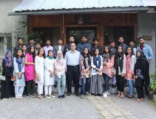 3 day workshop on Cultural Integration & Social Cohesion