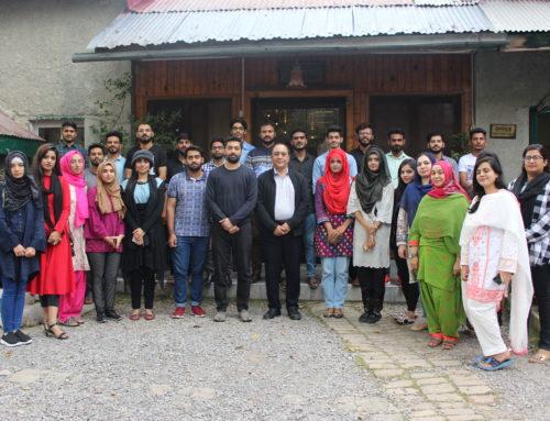 2nd 3 day workshop on Cultural Integration & Social Cohesion