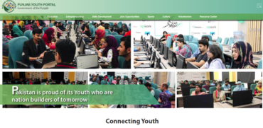 launching Ceremony Punjab Youth Portal International Youth Day 2019