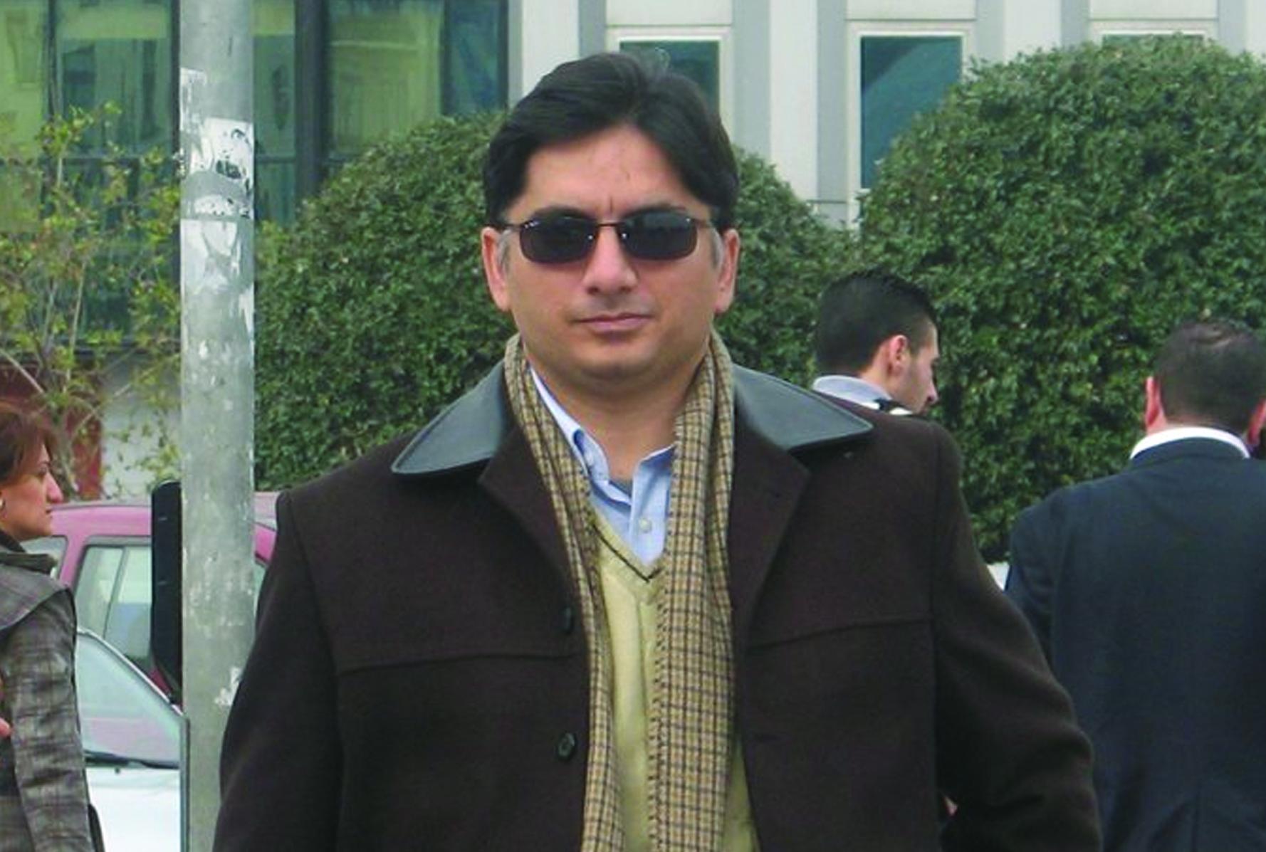 Mazher Zaheer