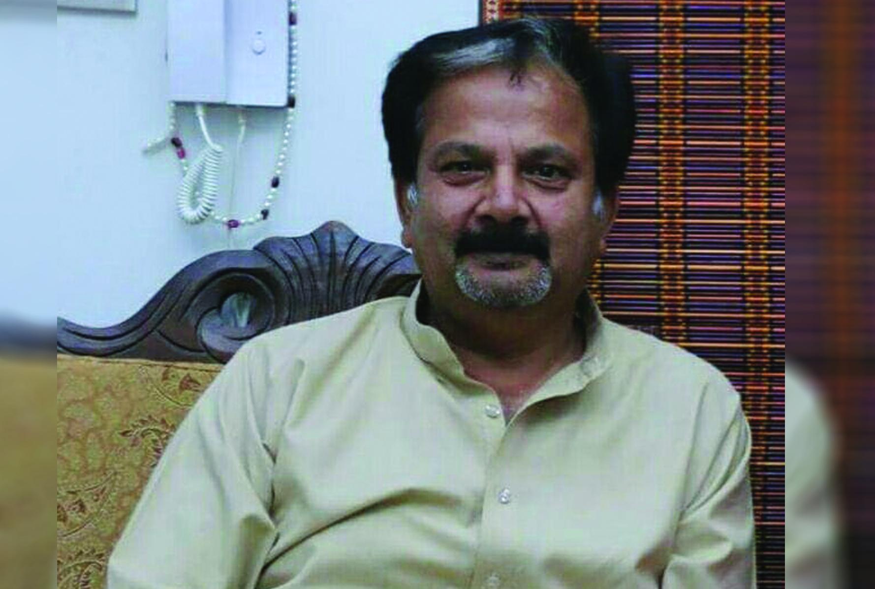 Prof Shahid Mahmood Gul