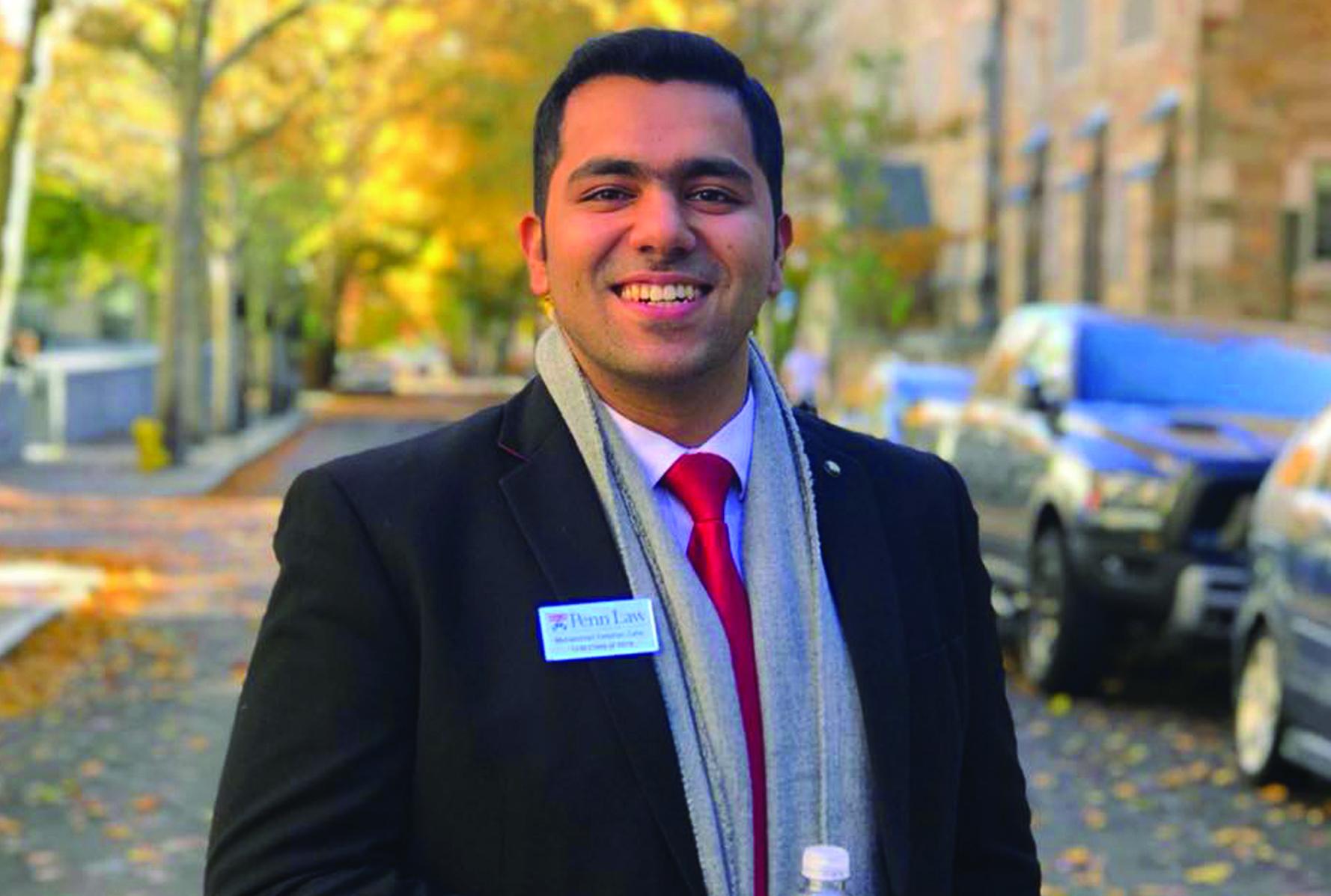 Mr. Muhammad Zeeshan Zafar